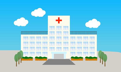 勤務先病院